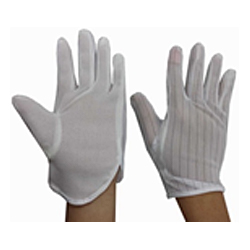 ANTISTATIC Anti-Slip (Dotted)Polyester Glove