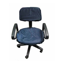 Cleanroom ESD Fabric Chair Cover
