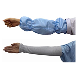 Cleanroom ESD Fabric Sleeve Cover