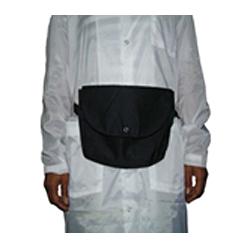 Cleanroom ESD Fabric Waist Pouch