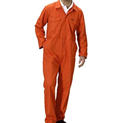 Industrial Cotton / Polyester Coverall