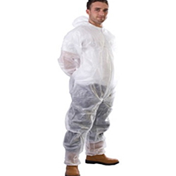 Non Woven Coverall with Hood
